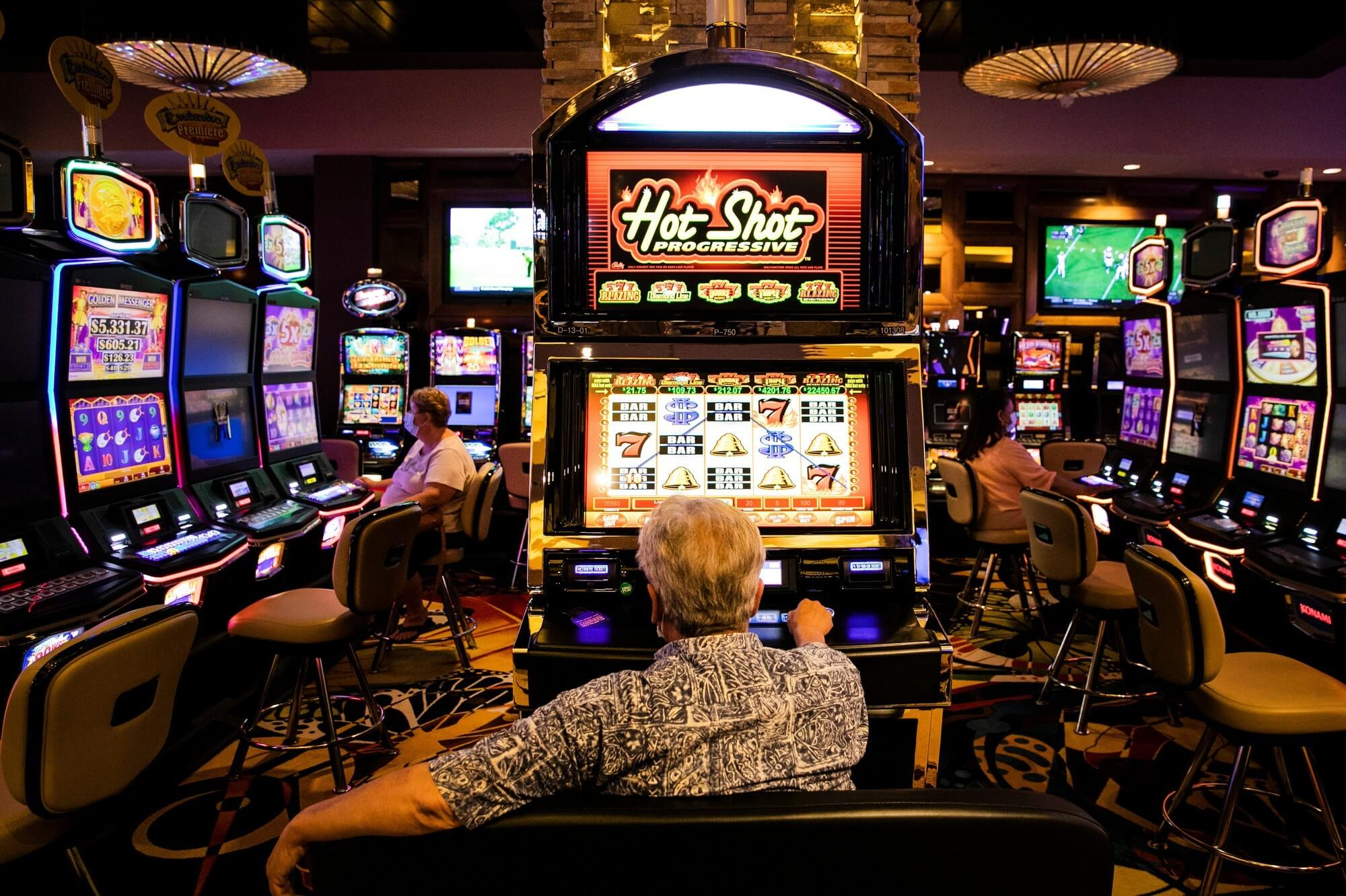 3 MAIN CASINO GAMES THAT ARE OFTEN PLAYED