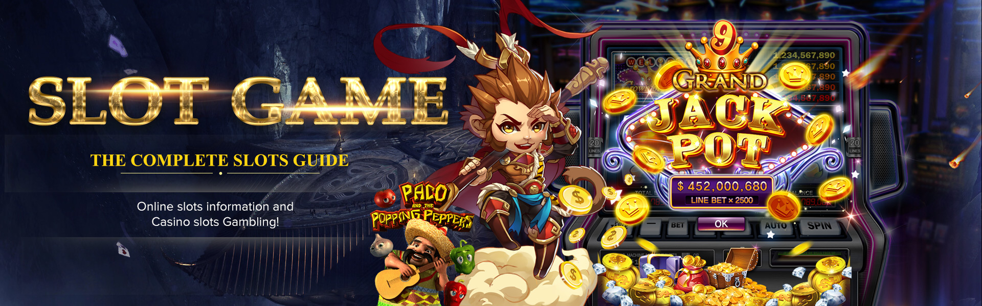 How to Play Online Slots Using Small Capital