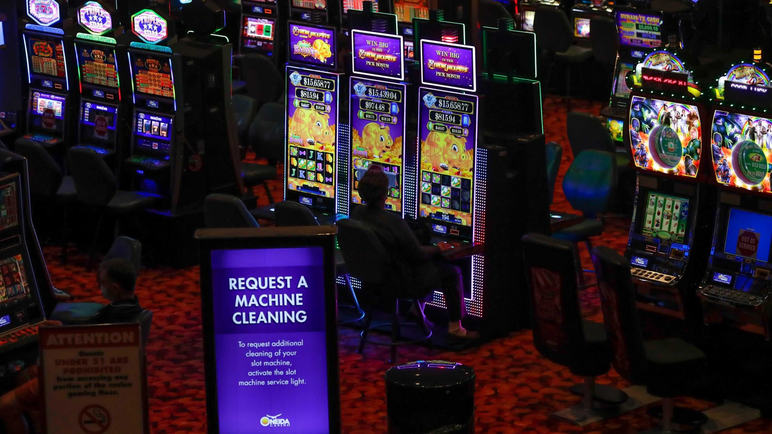 How to play online casino gambling for beginners