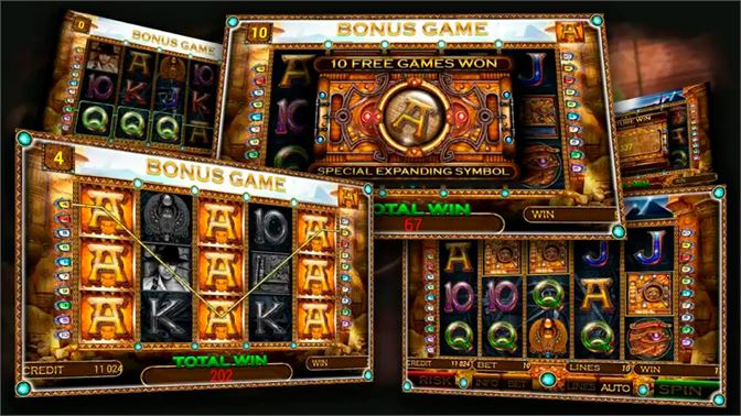 Instructions on how to play an easy -to -eat slot game