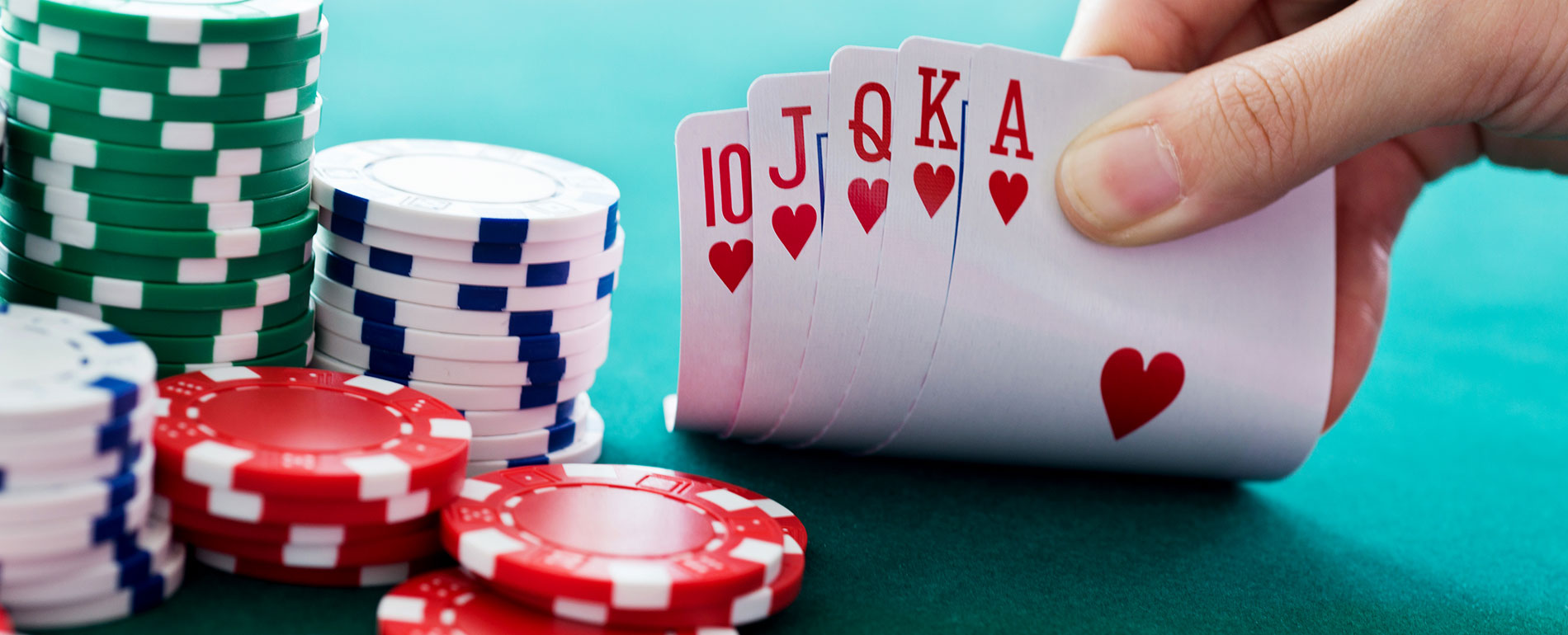 The dangers of online poker gambling through Android